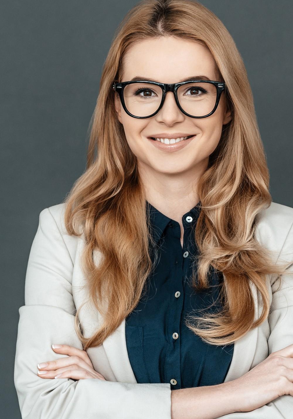 Damenbrillem