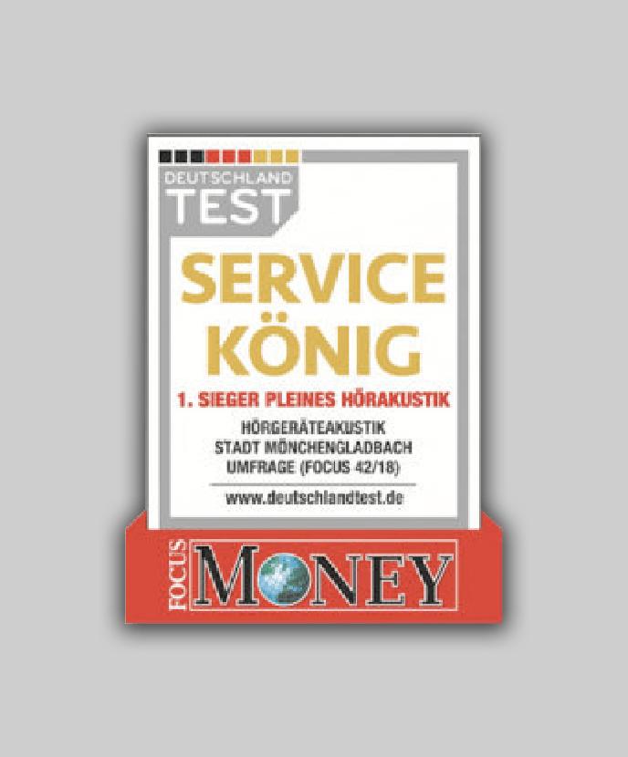 service-könig